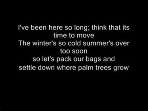 Rise Against Swing Away by Rise Against Swing Away With Lyrics