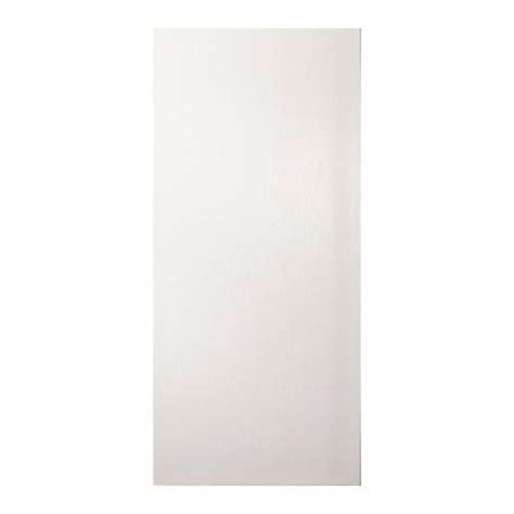 home depot solid core smooth flush solid primed hardboard interior door slab thdjw160700219 the home depot