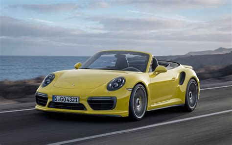 porsche  turbo  cabriolet wallpapers hd
