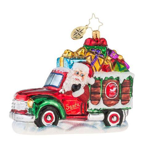 christopher radko ornaments 2016 radko december delivery ornament 1018159