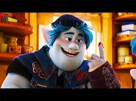 pixar onward extended trailer youtube