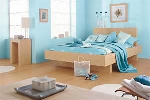 Peinture Pour Chambre Adulte : peinture bleu chambre adulte ~ Dailycaller-alerts.com Idées de Décoration