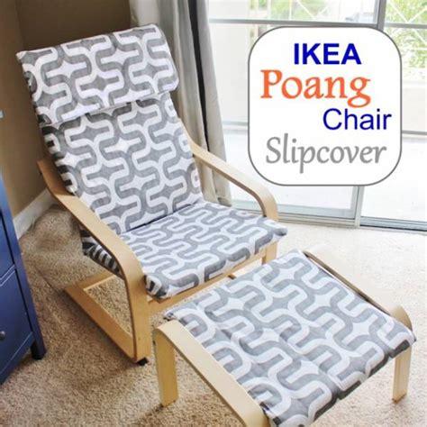 diy une housse pour le fauteuil poang d ikea paperblog