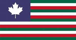 NAFTA Flag by Alternateflags on DeviantArt
