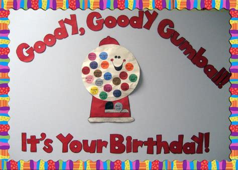Goody, Goody Gumball!  Birthday Wall Display. Free Construction Website Template. All White Party Flyer. Penn State Graduate School. Publisher Flyers Template Free. Math Graduate School Rankings. Free Education Powerpoint Template. Photography Shot List Template. Concert Flyer Template