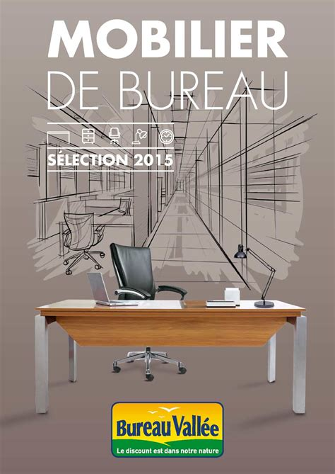 catalogue bureau vall calaméo catalogue mobilier bureau vallée 2015
