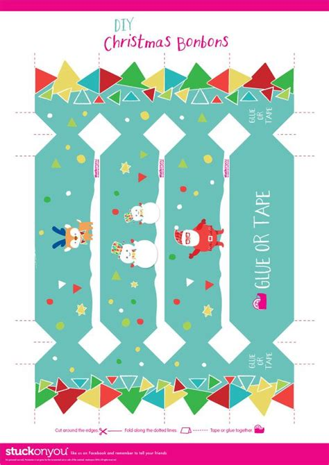 cracker template printable 24 best crackers images on cookies crackers and