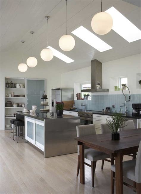 kitchen globe pendant lights  multiples remodelista