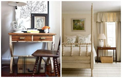 inspired style spindles  inspired room