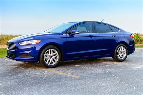 Ford Fusion Ecoboost Review by Review 2013 Ford Fusion Se 1 6 Ecoboost Stangtv