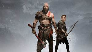 God of War Collector's Edition PlayStation 4 2018 4K ...