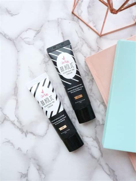 iwhite korea bb holic everyday bb cream review makeup
