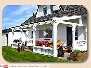 Dachüberstand Nachträglich Bauen : terrassendach preiswert bauen terrassendach bausatz aus holz ~ Lizthompson.info Haus und Dekorationen