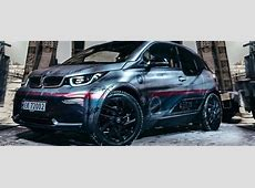 BMW i3 Gets Weathered Wrap for Electric Apocalypse Look