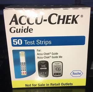 Accu-chek Aviva Plus Diabetic Test Strips