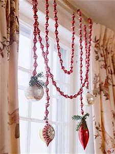 Frugal Holiday Decor Last minute holiday decorating
