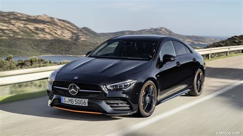 Search over 4,300 listings to find the best local deals. 2020 Mercedes-Benz CLA 250 Coupe Edition Orange Art AMG Line (Color: Cosmos Black) - Front Three ...