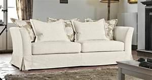 Canapé Tissu Beige : poltronesof un choix illimit de canap s et fauteuils design ~ Dallasstarsshop.com Idées de Décoration