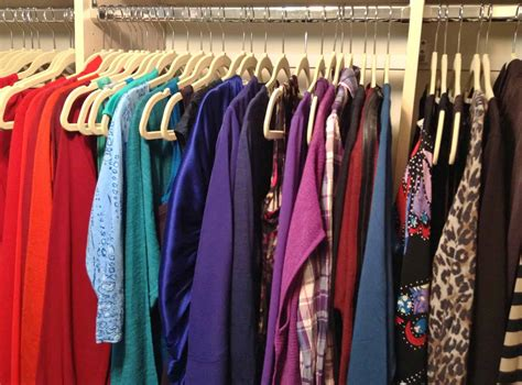 Hangers In Closet by Organizing Closets How I Became A Hanger Snob And You
