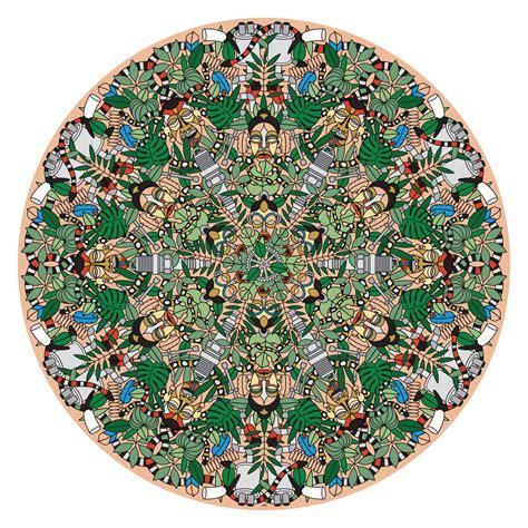 L'afrique  Moooi Carpets