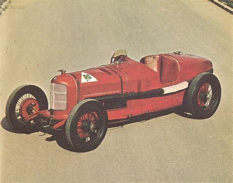 Antonio Ascari The First Racing Ascari