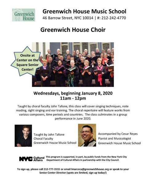 Greenwich Senior Center
