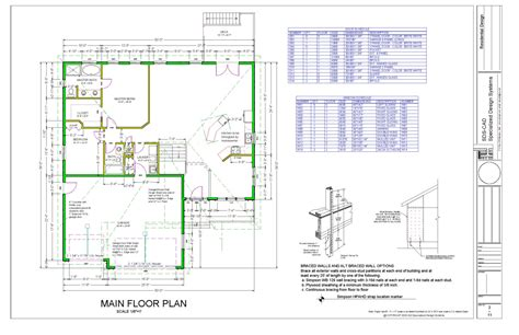 custom house plans with photos custom house plan drafting autocad drawing services