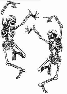 Dancing Skeletons...   Body expressions   Pinterest   Stillleben Kunst, Schädel und Totenköpfe