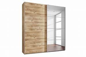 Armoire Lingere Pas Cher : armoire portes coulissantes avec miroir cbc meubles ~ Teatrodelosmanantiales.com Idées de Décoration