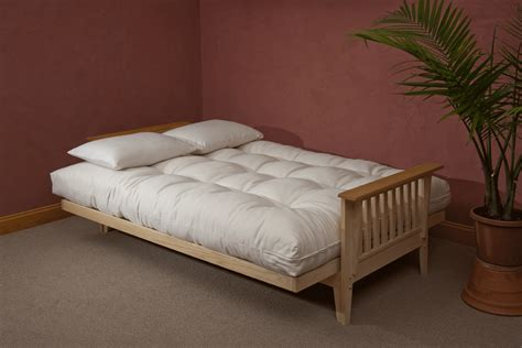 Bed Futon by Organic Futon Mattress The Organic Mattress Store 174 Inc