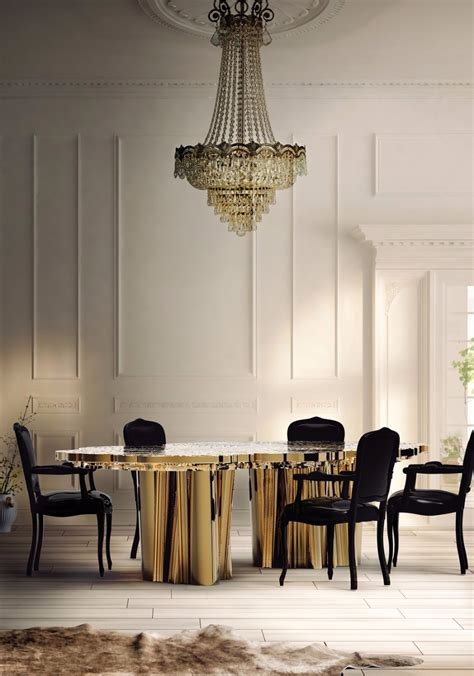 Tips To Add Glam To Your Dining Room
