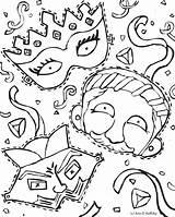 Purim Coloring Pages Mask Worksheets Hebrew Abitlikethis Masks Koffsky Ann Printables Jewish Shabbat Kosheronabudget Activity Happy Colouring Template Bible Crafts sketch template