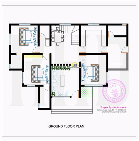 modern home design floor plans contemporary house with floor plan by bn architects