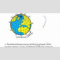 Earth Latitude And Longitude Lecture For Ssc Cgl Youtube