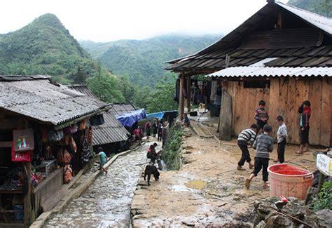 cat cat  unique village  hmong people  sapa