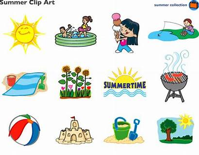 Clipart Clip Printable Fun Learning June Lakeshore