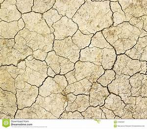 Crack Ground Texture Background Royalty Free Stock ...