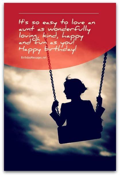 aunt birthday wishes original birthday messages  aunts