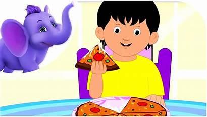 Pizza Song Rhyme Nursery Karaoke