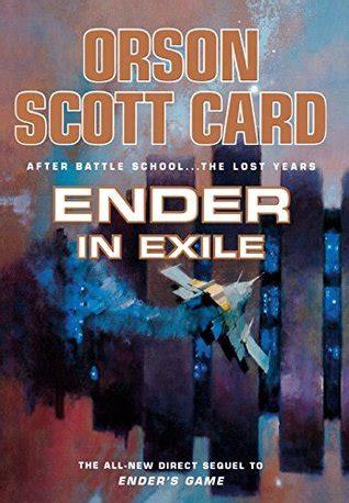 Ender In Exile (ender's Saga, #12) By Orson Scott Card
