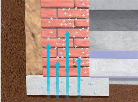 Aufsteigende Feuchtigkeit Im Mauerwerk by Feuchte W 228 Nde Sanierung Vom Profi Gegen Aufsteigende