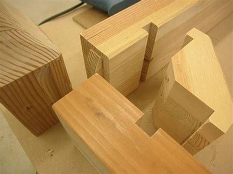 recycled wood outdoor table  locking corner blocks