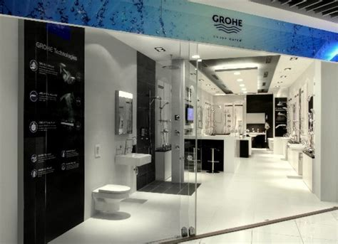 GROHE Bathroom & Kitchen Supply Stores in Singapore