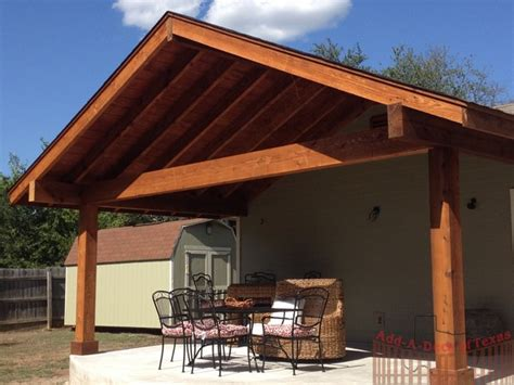 deck  gable roof deck design  ideas