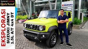 Eksplorasi Suzuki Jimny 2019 1 5l A  T 4x4 Dual Tone Grade Tertinggi Suzuki Indonesia