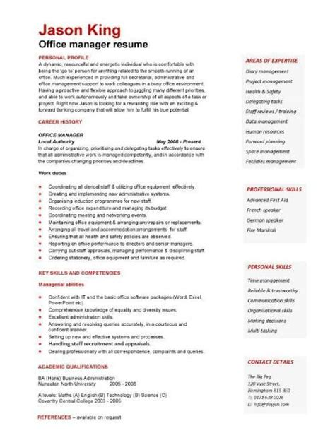 Exle Of A Well Written Cv by A Well Written Resume Exle That Will Help You To Convey