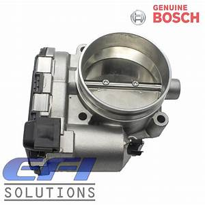 Genuine Bosch Motorsports 74mm Electronic Throttle Body
