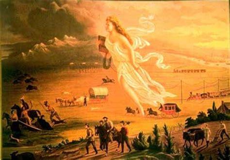 manifest destiny  westward expansion hti