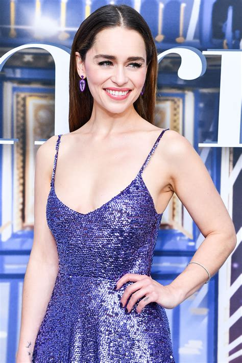 1988) is a british actress best known for playing daenerys targaryen in the hbo television adaptation of 'game of thrones.' find more emilia clarke pictures, news and information. Spilling Secrets! Emilia Clarke Says This 'GOT' Star Left Starbucks Cup   Celebrity day new