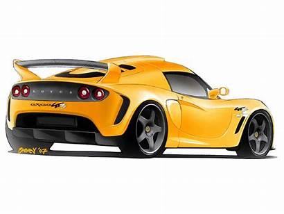 Lotus Exige Concept Gt3 Road 2006 Cars
